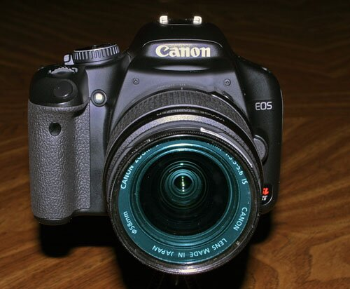 Canon Digital Rebel XSi 450D IR Filter Removal Modification - Page 8